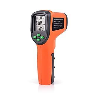 Ehdis Digital LCD Laser Foto Tachometer Berührungslose RPM Meter Motor Geschwindigkeit Gauge Gun Stil Oberfläche Geschwindigkeit Tach Meter Speedo