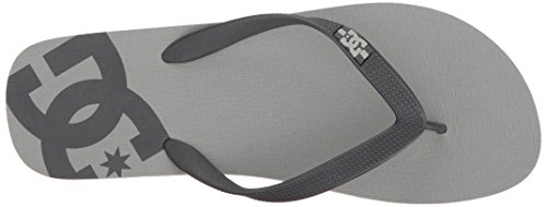 DC Shoes Spray Mens Shoe , Tongs homme Grey