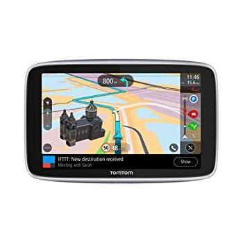 TomTom Go Premium - Navegador Gps 6´con Actualizaciones via Wifi, Trafico y Radares