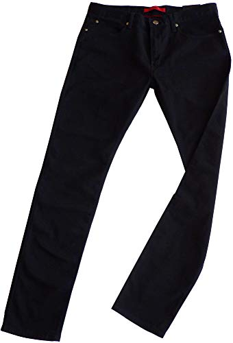 HUGO BOSS Stretch-Jeans W36/L32, HUGO734, 50333882, Skinny FIT, Black (Hugo Boss Herren Jeans)