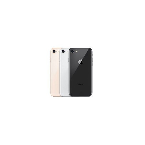 Apple iPhone 8 - Smartphone (11,9 cm (4.7'), 64 GB, 12 MP, iOS, 11, Plata)