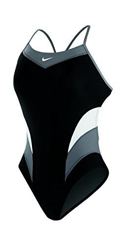 out Nuoto Blocco Serbatoio Nero Di Donne Vittoria Cut Di Nike Colore SwxUzg11q