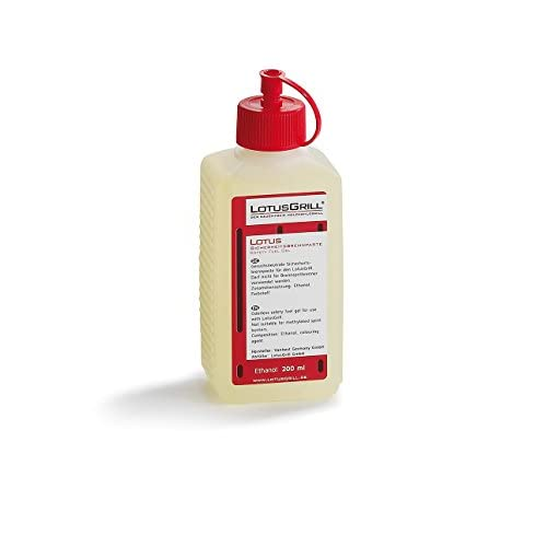 LotusGrill BP-L-200 Bioethanol Safety Fuel Paste 200ml