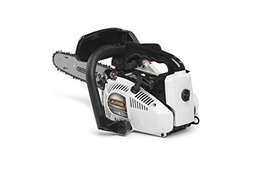 Alpina 228010000/14 900W 11000RPM - Sierra eléctrica (Negro, Color blanco)