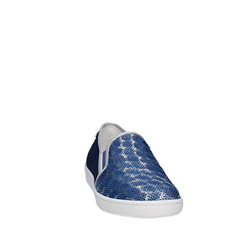 KEYS 5051 Slip-on Donna Blu
