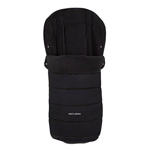 Maclaren ASE02032 - Saco universal, color negro