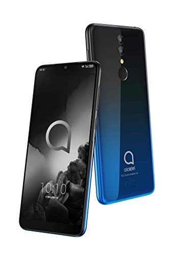 Alcatel 3 32GB Blue/Black Best Price and Cheapest