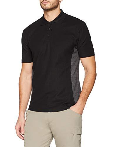 TuffStuff 134TS Poloshirt, kurze Ärmel, schwarz, 134 -