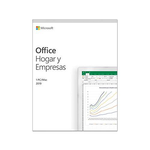 Office 2019 hogar y empresas