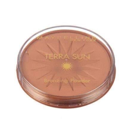 Maybelline Dream Terra Sun Bronzing Puder Nr. 2 Golden, 15 g