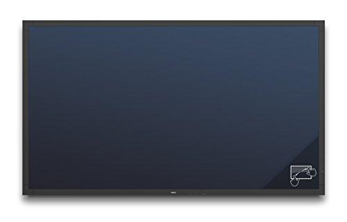 NEC MultiSync V801-TM - public displays (LED, 1920 x 1080 pixels, Full HD, Black, 5000:1, 400 x 400 mm)