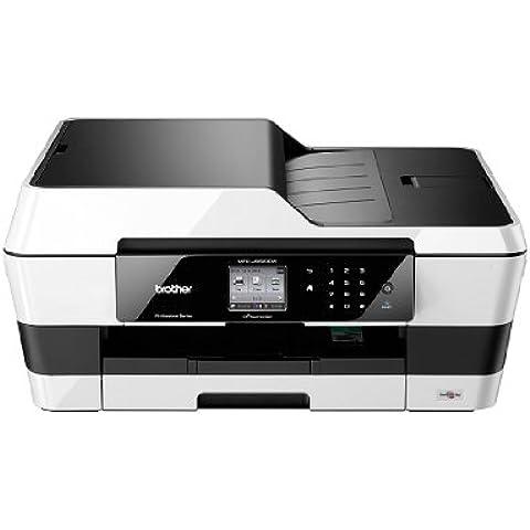 Brother MFC-J6520DW - Impresora multifunción de tinta profesional (A4/A3, WiFi, fax, impresión automática a doble cara