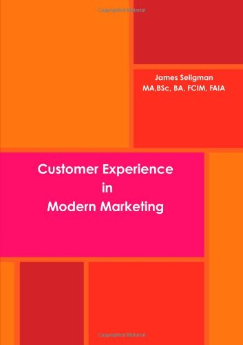 Book cover image for Customer Experience in Modern Marketing