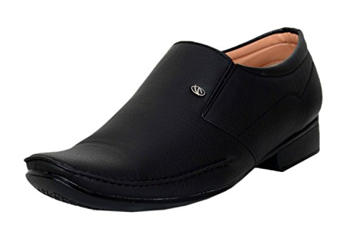 Tortals shoes Synthetic Leather Black Stylish loafer (7)