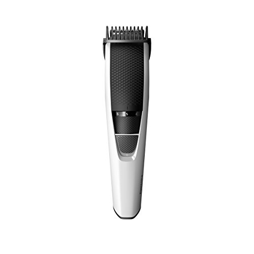 Philips Serie 3000 BT3206/14 - Recortador de Barba, Ajuste Fino Cada 0.5 mm para el Estilo Deseado