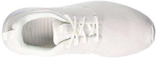 Nike W Roshe One, Chaussures de Running Entrainement Fille Blanc Cassé (White/white/pure Platinum)