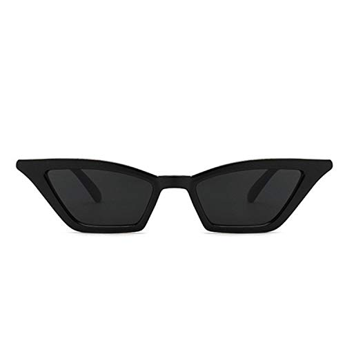 FGRYGF-eyewear2 Sport-Sonnenbrillen, Vintage Sonnenbrillen, Vintage Sunglasses Women Luxury Cat Eye Brand Designer Sun Glasses Ladies Small Red Black Eyewear UV400 as picture Red