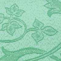 (pflegeleicht Tischdecke eckig, teflonbeschichtet in Designs:Classic, mint-grün Maß: 130x280)