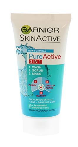 Garnier - Garnier 50 ml Pure Active 3 en 1