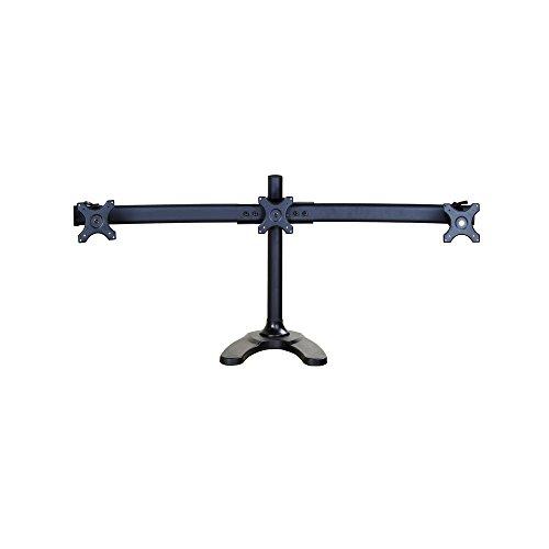 Mount Tft-lcd (NewStar FPMA-D700DD3 Flatscreen Desk Mount für 3X LCD/TFT (67 cm (27 Zoll), Belastbarkeit: 24Kg))
