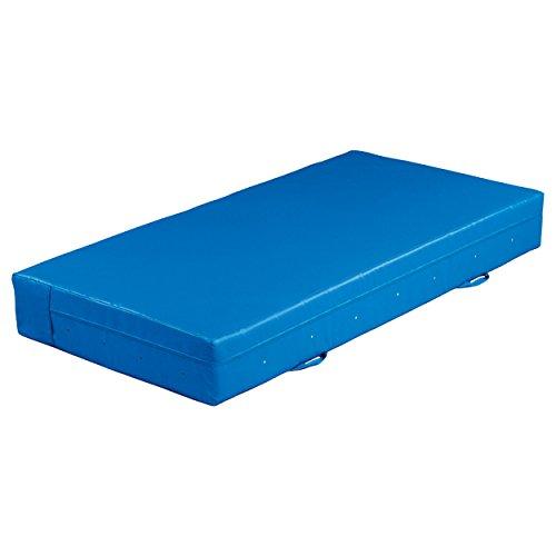 Sport-Tec Weichbodenmatte RG 20 Turnmatte Leichtturnmatte Schulsport Schule 200x150x25 cm