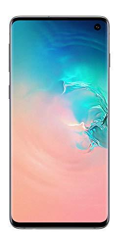 Samsung Galaxy S10 SM-G973FZWDINS (White, 8GB RAM, 128GB Storage) with Offer