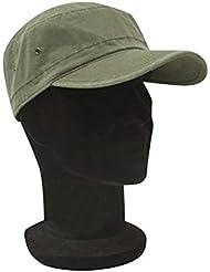 Casquette Militaire Type US Verte