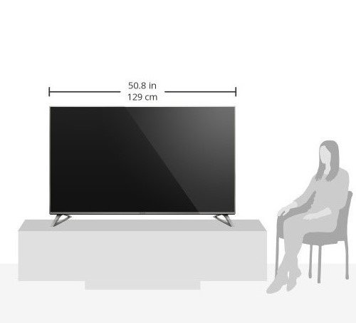 panasonic tx 58dxw734 viera 146 cm 58 zoll fernseher. Black Bedroom Furniture Sets. Home Design Ideas