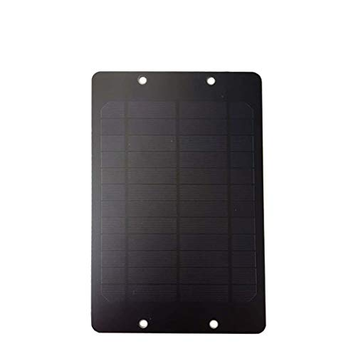 Parametros del producto:  Nombre del producto: panel solar  Tensión nominal: 6 V  Corriente clasificada: 0.96A  Dimensiones: 175 * 270 mm  Temperatura de funcionamiento: -20 ° C -70 ° C  Parámetros de regulación de voltaje: regulador de voltaje de 6V...