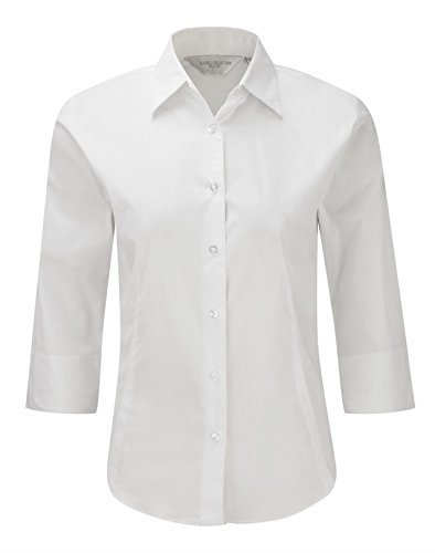 Russell Collection -Camicia Donna Bianco