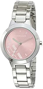 Fastrack Analog Dial Women's Watch (Pink, 6150SM04)-NK6150SM04
