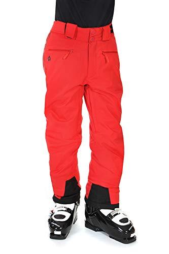 Völkl Team K Pants Full Zip RED 400-140