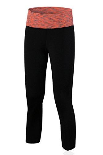 Jessie Kidden - Leggings sportivi -  donna Red