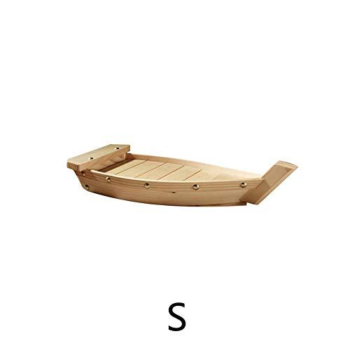 Lâ vestmon - piatto da dessert in legno di pino, stile creativo, legno, small