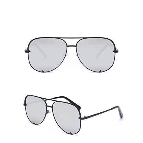 CCGKWW Australien Stilvolle Vintage Sonnenbrille Frauen Luxusmarke Damen Shades Designer Retro Pilot Rosa Sonnenbrille Weiblich
