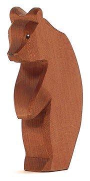 Ostheimer 22006 - Bär, groß, stehend (Kopf tief)