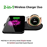 SPGUARD Compatible for Galaxy Wireless Charger Duo,Charging
