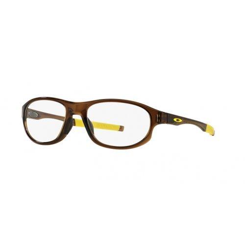 Oakley Rx Eyewear Für Mann Ox8048 Crosslink Bark Kunststoffgestell Brillen, 54mm