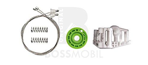Original Bossmobil 3 (E90, E91),Hinten Links, manuell oder elektrische, Fensterheber-Reparatursatz