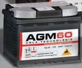 Panther batterie aGM 70 ah 12 v