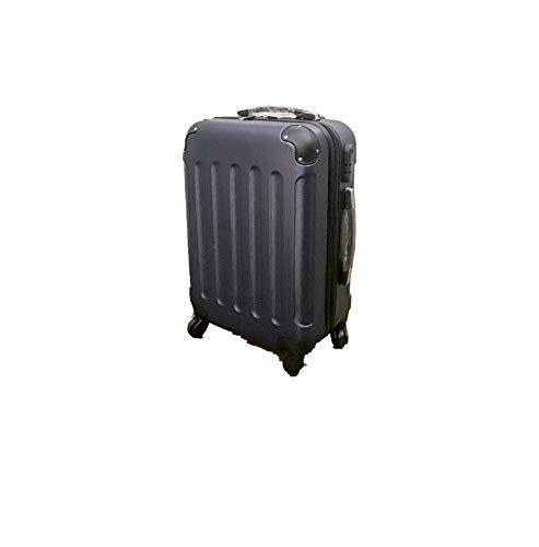 Trolley ryanair abs rigido cabina 4 ruote bagaglio a mano blu