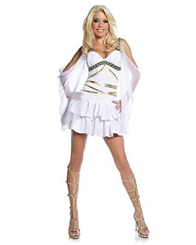 Horror-Shop Göttin Aphrodite Faschingskostüm für Frauen - S-XL - für Karneval L