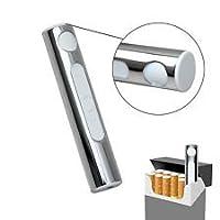 BestPriceEver USB Electronic Rechargeable Cigarette Lighter Slimest Luxury Lighter (Inbuilt USB) (Random Colour)