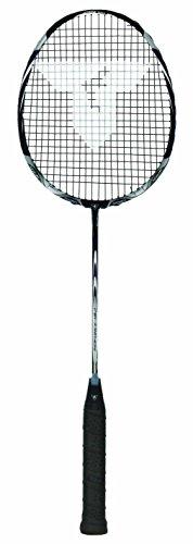 Talbot Torro Badminton Schläger Isoforce 911.2, dunkelblau, 439509 + Thermohülle