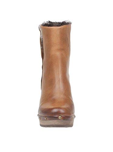 Cubanas Tribal510 Damen Stiefel Kamel
