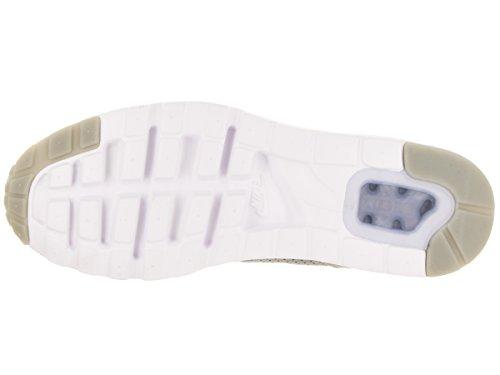 Nike Herren Air Max 1 Ultra Moire Turnschuhe Gris (Gris (Medium Grey/Medium Grey-White))