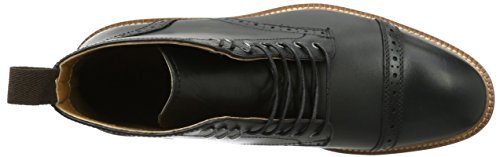 Aldo Herren Gwilawen Kurzschaft Stiefel Schwarz (black Leather / 97)