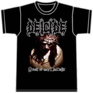 Deicide - Scars Of The Crucifix T-shirt (XXL)
