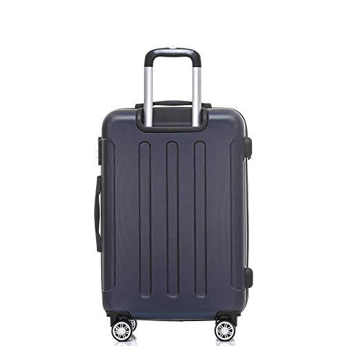BEIBYE Hartschalen-Koffer 3er-Set mit überragender Preis-Leistung - 3