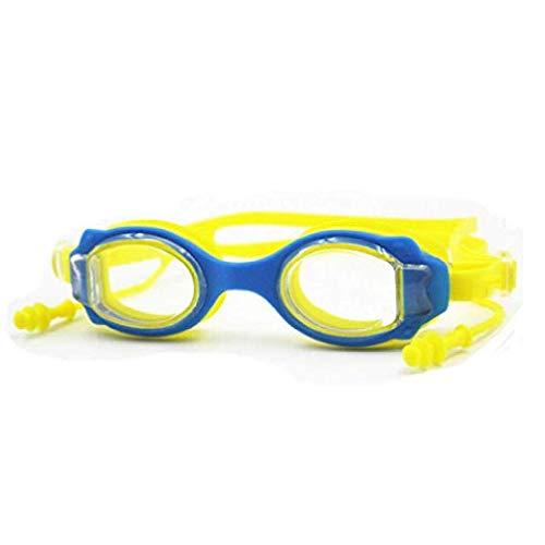 Sommer-Schutzbrille-Wassersport-Schwimmen-Glas-Schutzbrille-Unterwassertauchen-Brillen Eyewear-Badebekleidung für Kinder mit freiem Raum